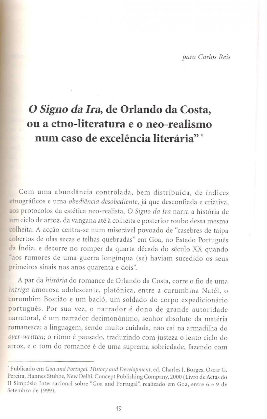 16. Orlando da Costa