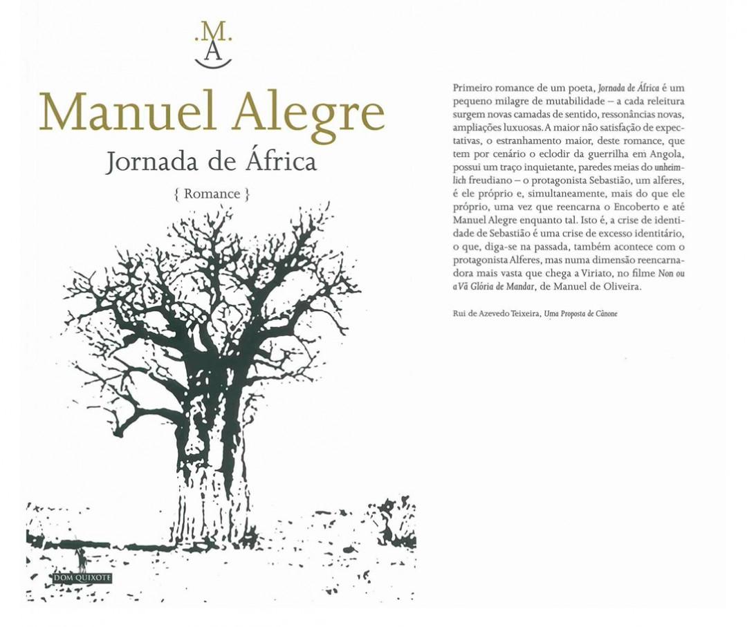 6. Jornada de África de Manuel Alegre