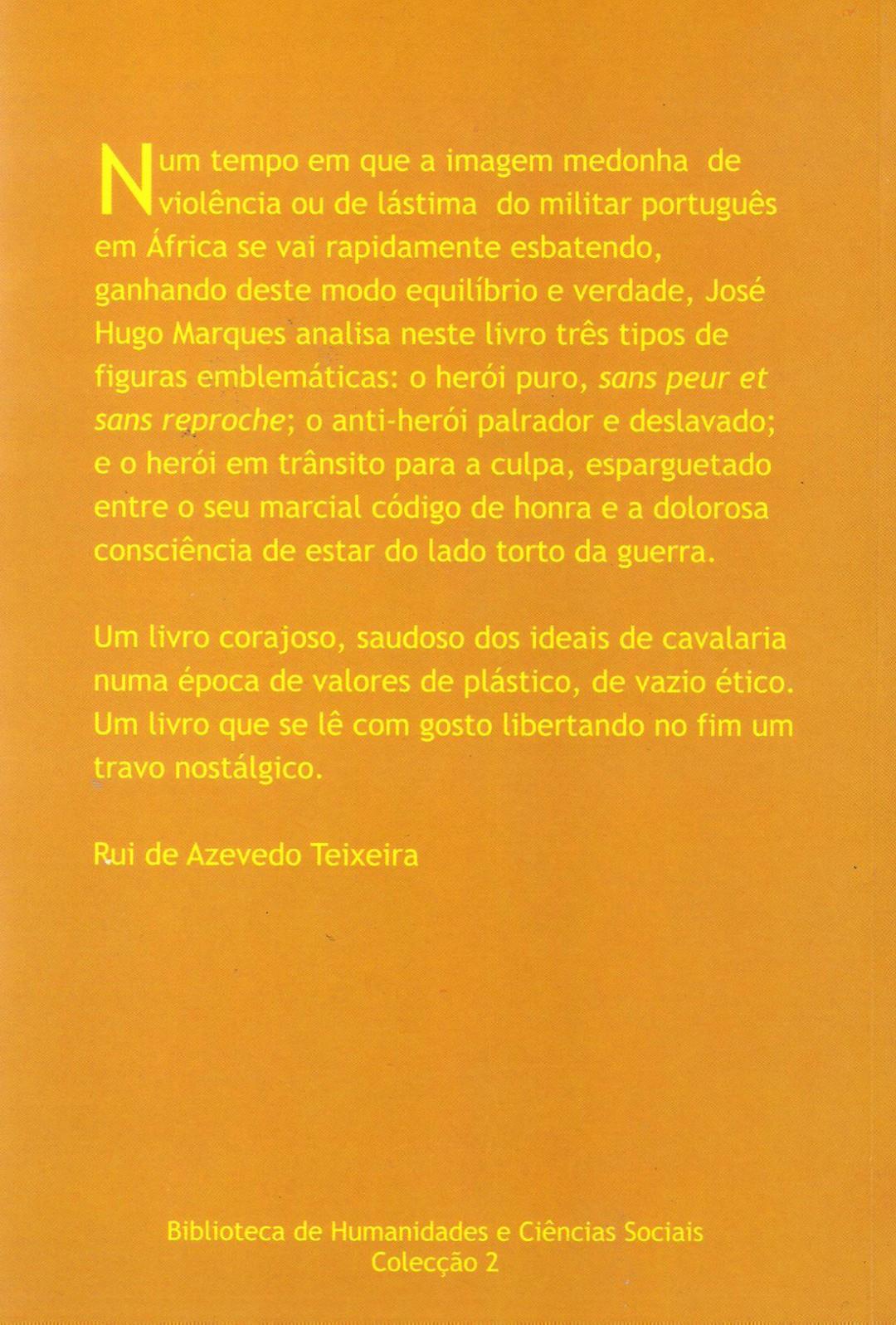 6. O Herói Militar Português Em África